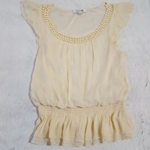 forever 21 top size:L